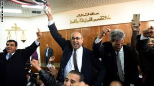 Egyptian lawyer and former presidential candidate Khaled Ali