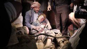 ضحايا-مجزرة-العدوان-السعودي-في-ارحب-3